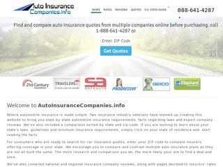 Auto Insurance State Guide