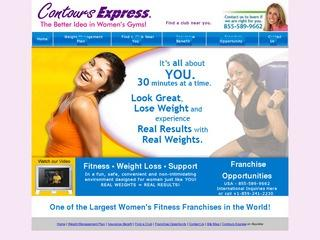 Contours Express Ladies Fitness