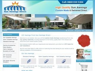 Sun Awnings Direct