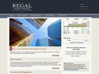 Regal Discount Securities