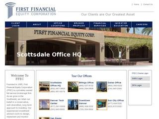 First Financial Equity Corporation