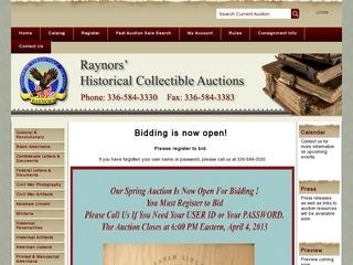 Historical Collectible Auctions