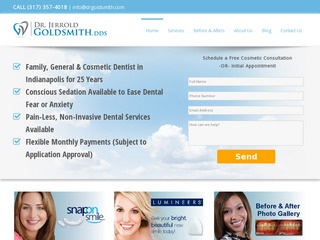 Dr. Jerrold Goldsmith, DDS