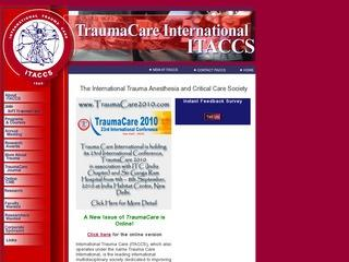 International Trauma Anesthesia and Critical Care Society
