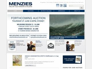 Lawsons-Menzies Auctioneers and Valuers