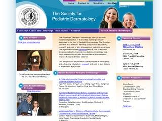 Society for Pediatric Dermatology