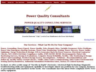 Computer Power & Grounding Consultants Inc.