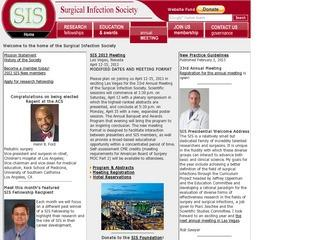 Surgical Infection Society