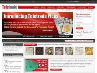 Teletrade Auctions