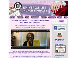 The Universal Life Church Seminary