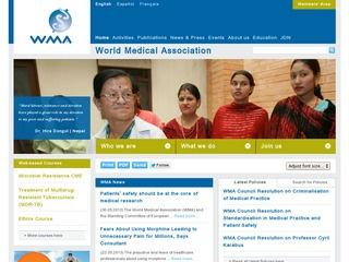 WMA - The World Medical Association